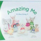 Amazing Me It's busy being 3! children book new