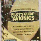 Pilots Guide to Avionics 2012-2013 book 10th anniversary edition new