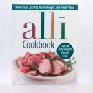 ALLI Cookbook nutrition health Daelemans Williams cooking  book new