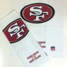 SF 49ers RALLY Towel Set 2 count NFL San Francisco football tide new