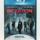 Inception Blu-ray DVD action sci -fi fantasy
