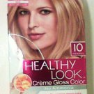 L'OREAL Paris Healthy Look Creme Gloss Color Blonde 8 1/2 White Chocolate Hair color new