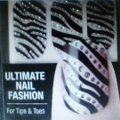 Kiss Nail Dress 56699 KDS01 garter strips tips toes fashion new