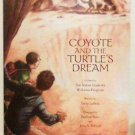 The Coyote and the Turtle's Dream book paperback children new