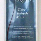 Roux color refresh mask 513 Deep Chestnut brown temporary hair color new