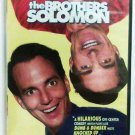 The Brothers Solomon DVD comedy