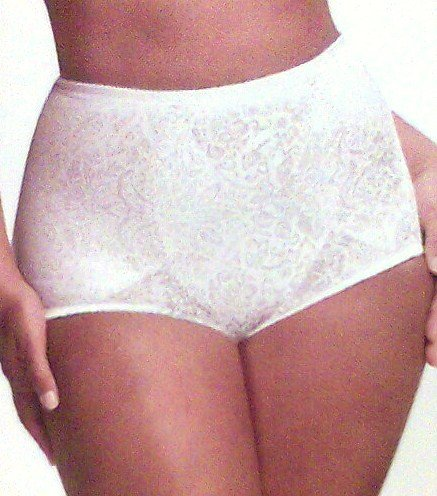Underscore Firm Control Brief size 8 / XL lingerie panty new