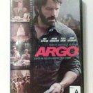 Argo DVD  suspense