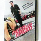 Need for Speed DVD action