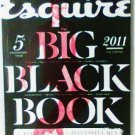 Esquire Big Black Book Fall 2011 new