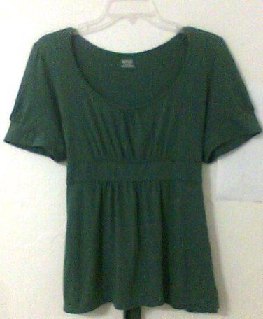 A.N.A. Top size Petite XL green women