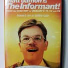 The Informant DVD comedy