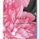 Escada Journal Notebook pink unruled Escada Meets Thilo Westermann new