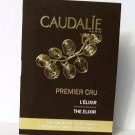 Caudalie Premier CRU Elixir 1ml travel trial new