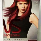 VS Sassoon Salonist Hair color 5/45 Medium Intense Red Vidal Sasoon new