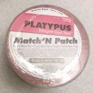 Platypus Match N Patch Mahogany Wood Grain Tape new