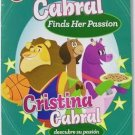 Christina Cabral Finds Her Passion book children bilingual spanish new