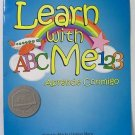 Learn with Me book bilingual spanish children new