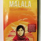 He Named Me Malala DVD documentary new
