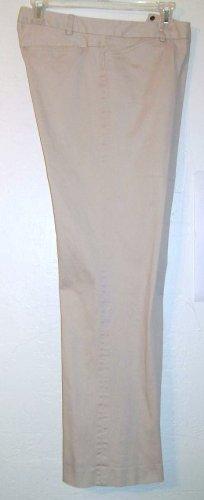 J. Crew Pants size 10 curdoroy tan women RN77388 vintage