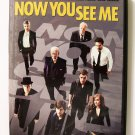 Now You See Me DVD crime