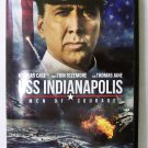 USS Indianapolis: Men of Courage DVD war