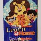 Linda & Reuben Learn at Home book children bilingual spanish new