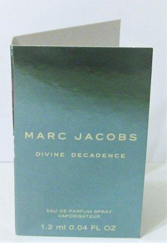 Marc Jacobs Divine Decadence fragrance perfume 1.2 ml spray purse travel trial new