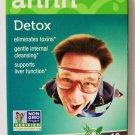Bio Terra Herbs Detox ahhh travel pack 10 count new