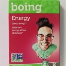Bio Terra Herbs Energy boing travel pack 10 count new