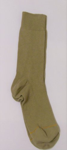 GT Goldtoe Socks size 10-13 / 6.5 tan men