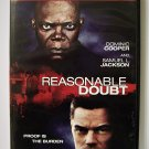 Reasonable Doubt DVD suspense