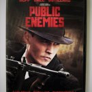 Public Enemies DVD crime