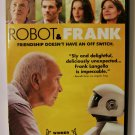 Robot & Frank DVD comedy drama