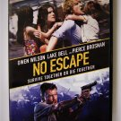 No Escape DVD thriller