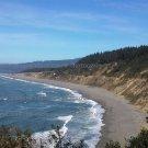 Pacific Coastline 8 X 10 photo print new