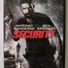 Security DVD action