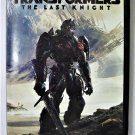 Transformers: The Last Knight DVD fantasy action