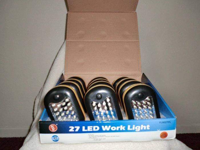 27 LED Worklight (Box of 12)
