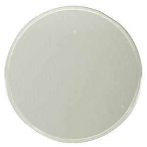 Clear Plastic Lens, D&C