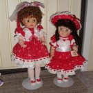 Sister Reborn Dolls look very similar, but not twins.