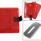 Hard Disk Drive HDD 250GB Replacement Red Plastic Case for XBOX 360 Slim free shipping