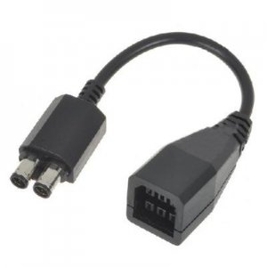 AC Adapter Converter Transfer Cable for Xbox 360 Slim free shipping