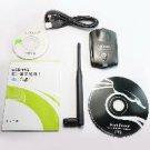 KINAMAX 802.11G 300Mbps 500mw USB WLAN Card free shipping