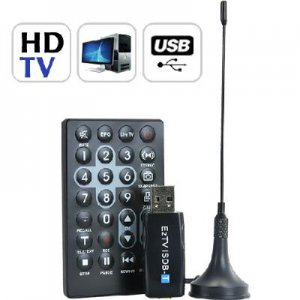 ISDB-T USB Dongle - Free TV On Your Computer free shipping