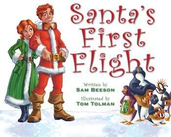 Santa's First Flight