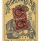 Highlanders 1846 Poker deck replica
