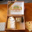 "Arturo Fuente Cigar Gaming box 6.5""x5.5"" x 2.25"""