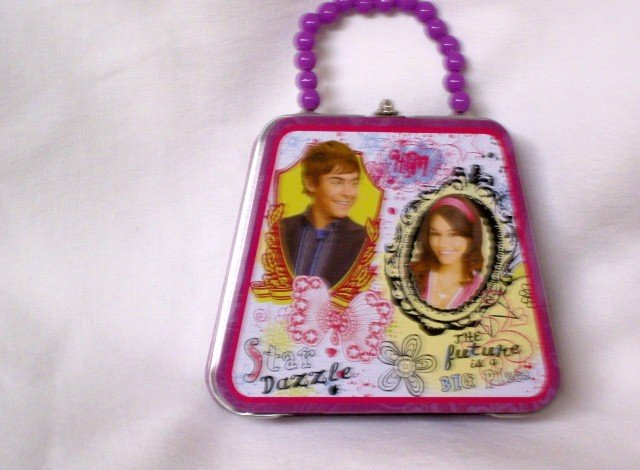 High School Musical purse for American Girl 18 inch dolls