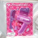 AMERICAN GIRL 18 INCH DOLLS-LAVENDER PRINCESS PRETEND HAIR CARE SET-KANANI, MCKENNA, JULIE